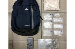 Cops arrest man, seize heroin and syabu worth RM24,400