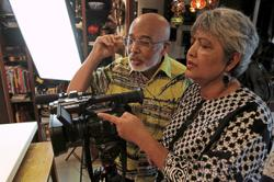 Malaysian stage 4 cancer patient produces 50 videos for wife's cooking channel