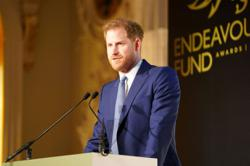 Prince Harry takes role fighting avalanche of misinformation