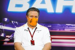 Motor racing-Brown confident F1 will have at least 20 races this season