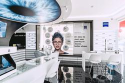 A pioneer in quality vision care