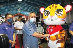 Johor to up vaccine numbers by roping in all departments