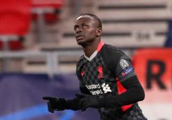 Liverpool's Mane delivers fighting talk, not excuses