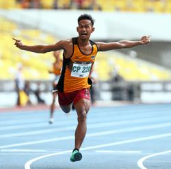 Paralympian Ridzuan on guard in gold medal defence