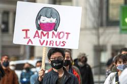 Asian hate on the rise