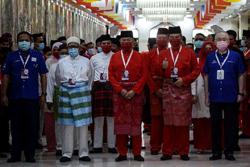 Umno general assembly going smoothly under new normal, says Dr Wee