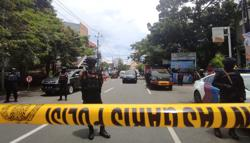 Indonesian church bombed by suspected Islamist militants