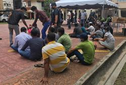 Joint op in Ipoh nets 29 foreign workers without papers