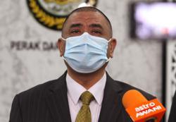 Perak Umno gunning for Hamzah's seat in next GE, says Saarani