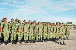 Royal Brunei Armed Forces Military Cadets turns 50 with parade
