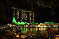 From Singapore to Buenos Aires - Cities worldwide dim lights to mark Earth Hour