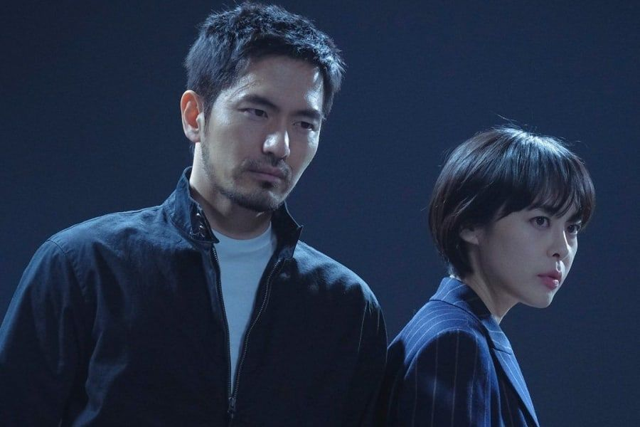 Lee Jin-wook (left) and Lee Ha-na head the cast of 'Voice 2' and 'Voice 3'.