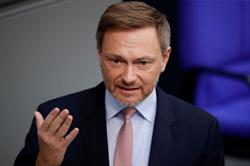 Germany's liberal FDP cool on three-way tie-up with Greens and SPD