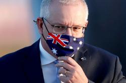 Australian PM Morrison's approval rating falls to lowest in a year