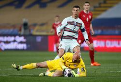 Serbia, Portugal could have avoided Ronaldo fury, says UEFA