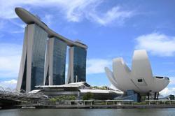 Vegas Sands probes money-laundering safeguards at Singapore unit