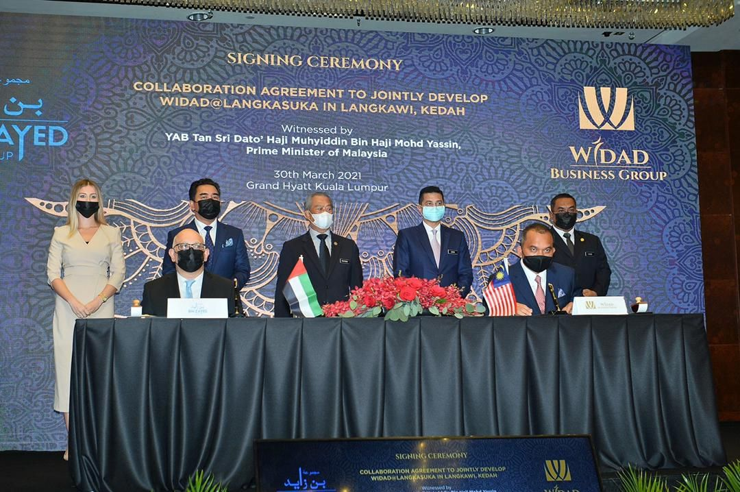 Widad, Bin Zayed to jointly develop RM40bil Widad@Langkasuka
