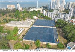Solar power comes to the rescue