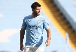 Factbox: Manchester City striker Sergio Aguero