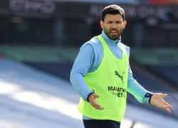 Reaction to announcement that Aguero will leave Manchester City