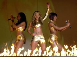 Destiny's Child stage costumes go up for auction