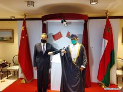 China expects Oman to play constructive role in global affairs