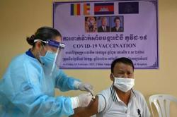 Cambodia reports 105 new Covid-19 cases, tally at 2,377
