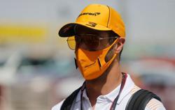Motor racing-McLaren say Ricciardo raced with damaged car on team debut