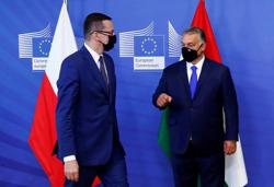 Hungarian and Polish PMs to meet Italy's League leader to discuss new alliance