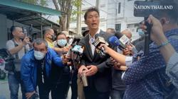 Thai police charge Thanathorn for insulting king over vaccine remarks