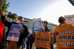 Amazon union vote enters final stretch in watershed moment for U.S. labor