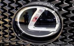 Electric vehicles to dominate line up at Toyota's Lexus by 2025