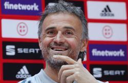 No team wins games easily, says Spain coach Luis Enrique