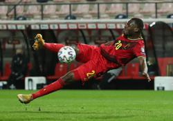 Belgium's 8-0 rout of Belarus puts reserves in the spotlight