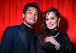 Actors Kamal Adli and Uqasha Senrose planning three wedding receptions