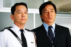 Jackie Chan pays tribute to HK star Liu Kai Chi