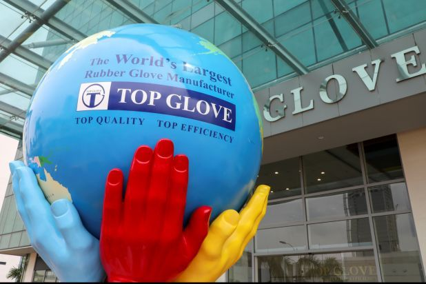 Glove stocks took a beating after the US Customs and Border Protection directed its personnel at all US ports of entry to begin seizing disposable gloves produced in Malaysia by Top Glove Corp Bhd.  Top Glove fell 26 sen to RM4.52, while <a href='/business/marketwatch/stocks/?qcounter=HARTA' target='_blank'>Hartalega Holdings Bhd</a><a href='http://charts.thestar.com.my/?s=HARTA' target='_blank'><img class='go-chart' src='https://cdn.thestar.com.my/Themes/img/chart.png' /></a> lost 43 sen to RM8.93 and <a href='/business/marketwatch/stocks/?qcounter=SUPERMX' target='_blank'>Supermax Corp Bhd</a><a href='http://charts.thestar.com.my/?s=SUPERMX' target='_blank'><img class='go-chart' src='https://cdn.thestar.com.my/Themes/img/chart.png' /></a> declined 14 sen to RM3.81.