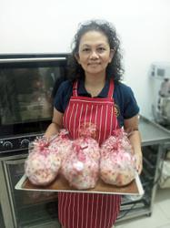 Bakers busy making traditional fare for Good Friday