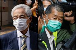 Hong Kong's Martin Lee and Jimmy Lai guilty over protest