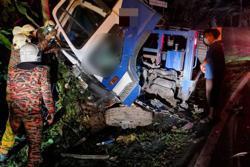 Four children orphaned as parents perish in car crash near KK
