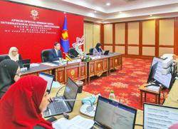 Asean finance ministers meeting stresses importance of digital economy