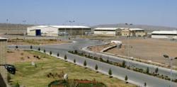 Iran adds advanced machines enriching underground at Natanz -IAEA