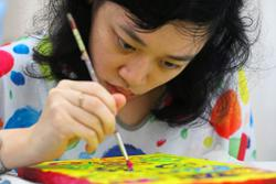 The indomitable spirit of intellectually-challenged Malaysian artist Janet Lee
