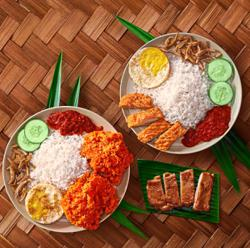 Fast-food chain's improved nasi lemak recipe now permanently on menu