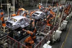 Manufacturing PMI up to 49.9 in March