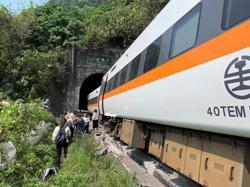Train crash kills 50 in Taiwan's deadliest rail tragedy in decades