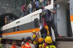 Taiwan train crash kills 41 in deadliest rail tragedy in decades (update)