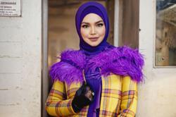 Siti Nurhaliza on choosing a hijab: 'It should make you feel confident'