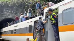 Trapped in Taiwan's deadliest rail tragedy