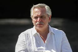 Argentine leader Alberto Fernandez says tests positive for coronavirus